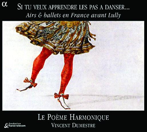 Si tu veux apprendre les pas à danser…