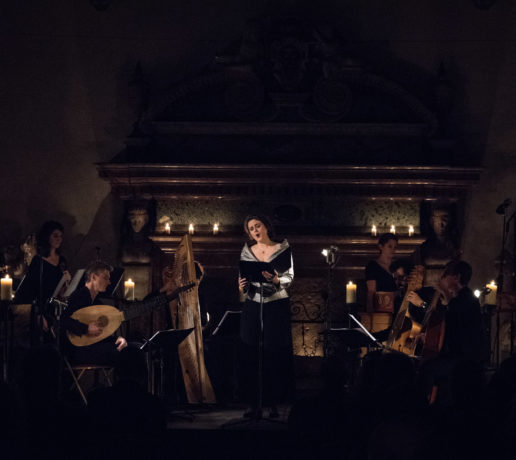 Il Viaggio – Music by Monteverdi, Castaldi, Uccellini