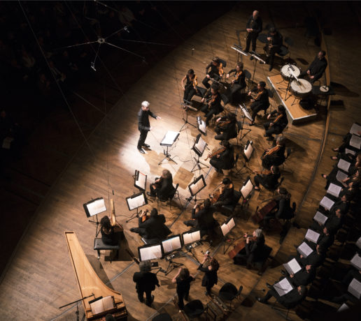 Cadmus & Hermione – Concert version